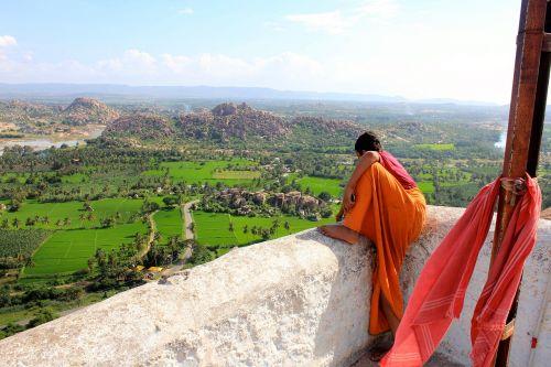 india hampi temple