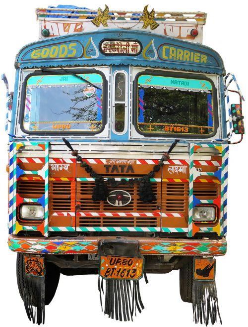 india tata truck