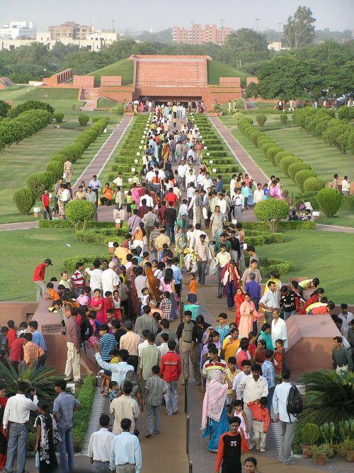 india delhi bahai temple