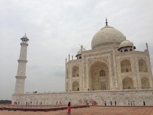 india discover india taj mahal