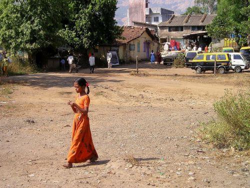 Indija,vaikas,gyventi