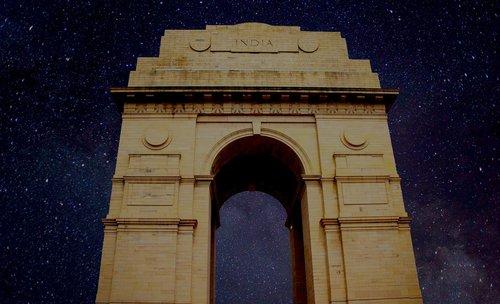 india  india-gate  gate