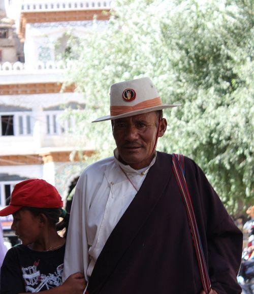india native ladakh
