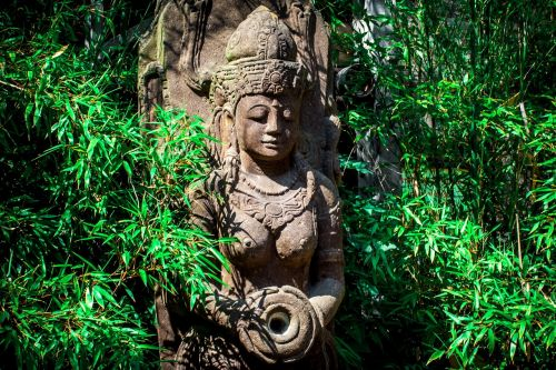 india statue goddess