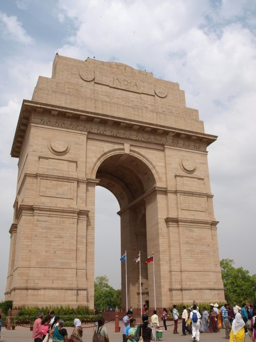 india gate monument architecture