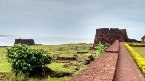 india travels bekal fort kerala