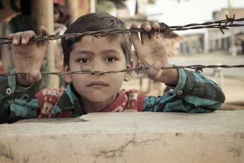 indian child people
