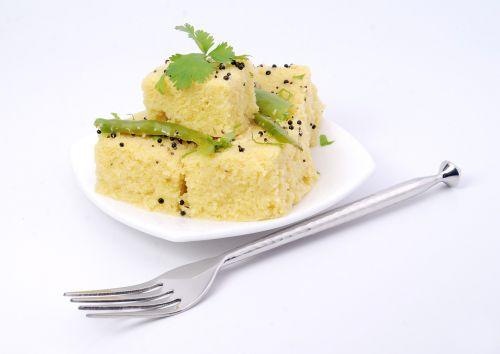 indian food dhokla