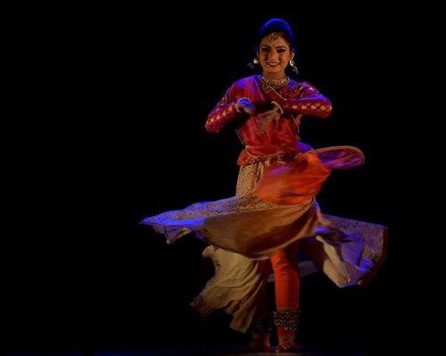 indian dancer culture