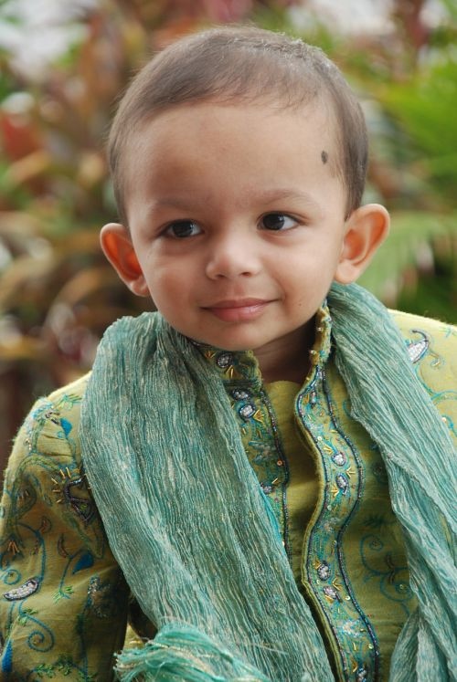 indian boy traditional