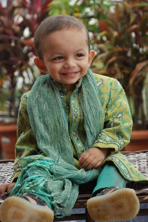 indian boy traditional dress