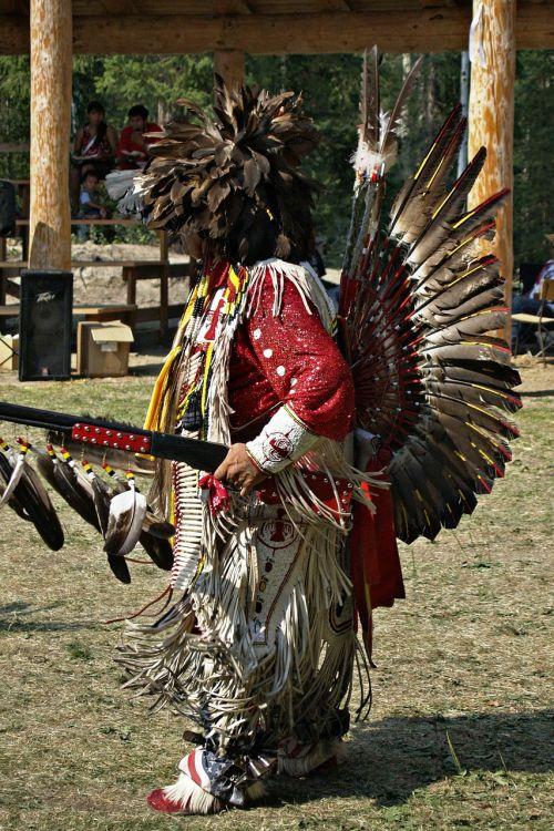 indian powwow dance