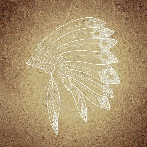 indian spring jewelry feather