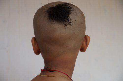 indian hindu tradition boy