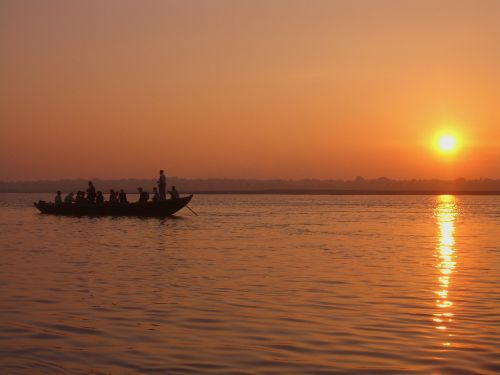 indian ganges river