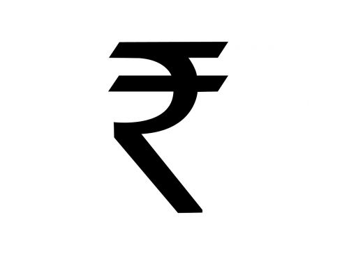 indian currency symbol rupees
