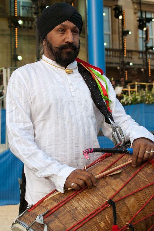 indian drummer drummer buckingham palace