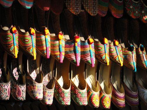 Indian Fancy Foot Wear