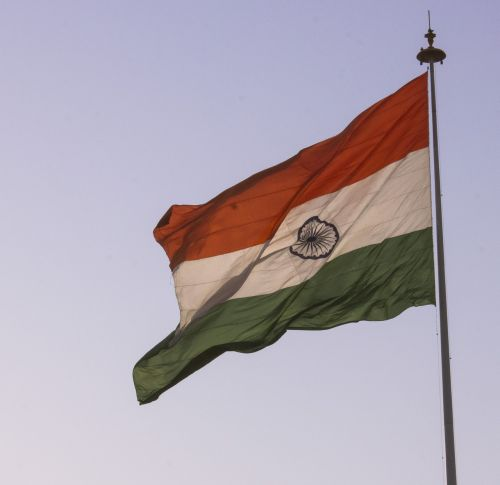 indian flag flag india