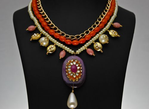 indian jewelry fashion rare stone