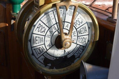 indication  clock  machine