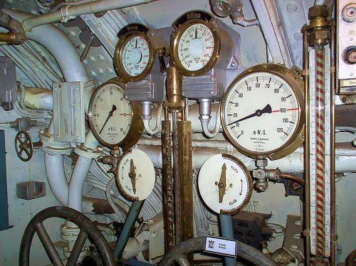 indicators helm submarine