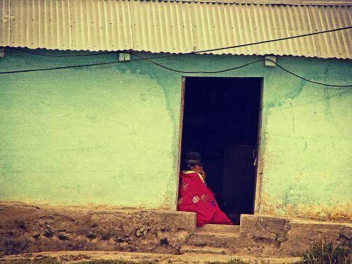 indigenous ecuador village