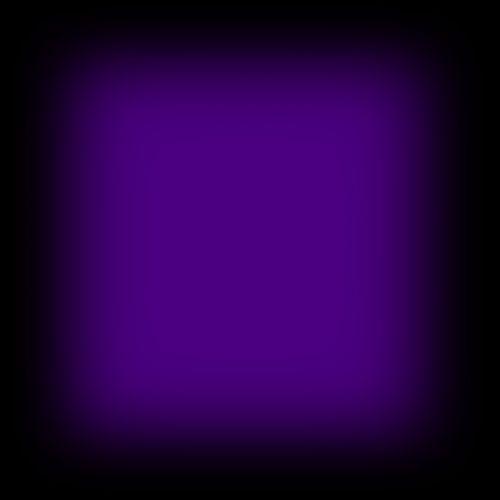 Indigo Dark Gradient Frame