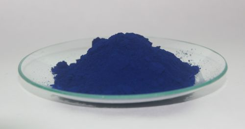 indigo dye pigment powder