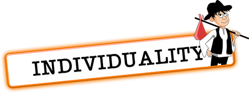 individuality  stamp  special feature
