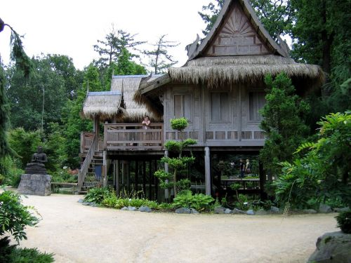 indonesia house architecture