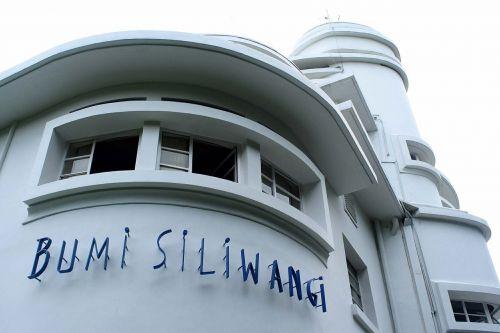 indonesia vila isola heritage building
