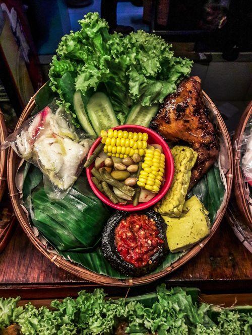 indonesian food food indonesian