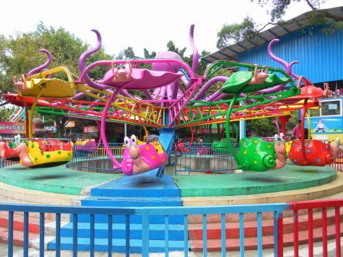 Indoor Kids Amusement Rides