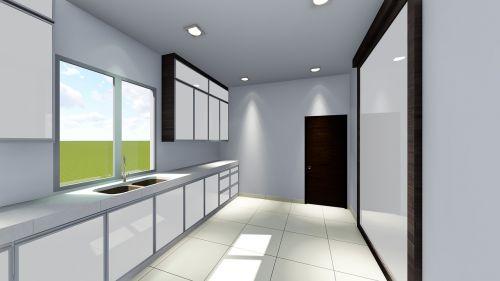 indoors contemporary window