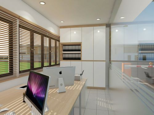 indoors window contemporary