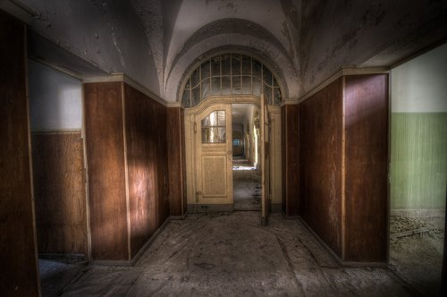 indoors  door  architecture