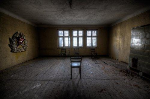 indoors  room  soviet
