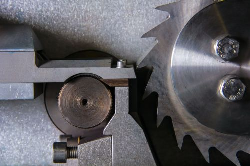industrial gears technology