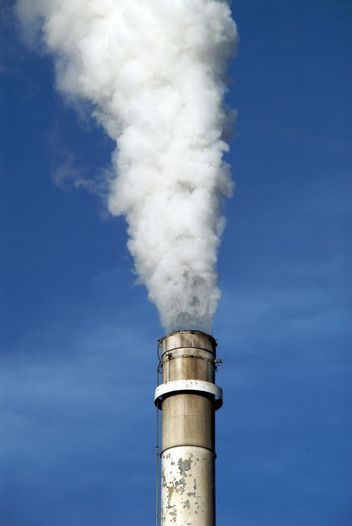 industrial chimney factory