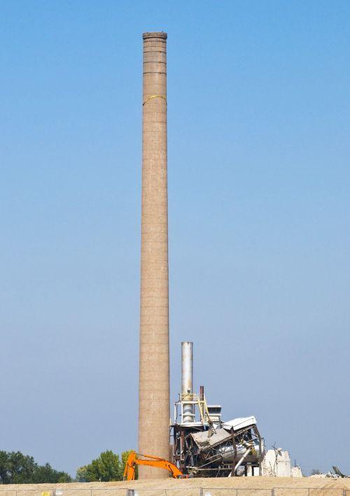 industrial sky blue