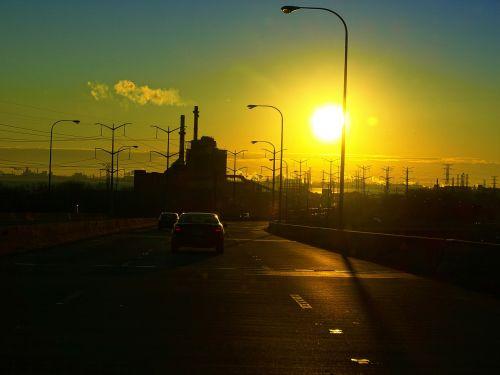 industrial landscape chicago