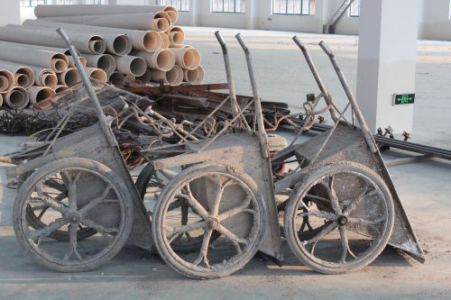 industrial wheelbarrows tubes