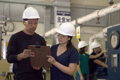 industrial industry factory