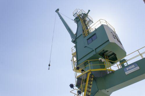 industrial crane merchandise