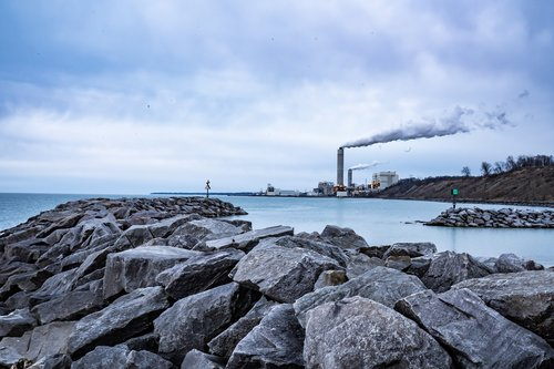 industrial  power plant  great lakes