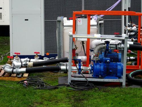 Industrial Cooling Generator