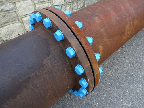 Industrial Overland Pipes