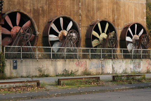 industrial park  factory  heavy industry