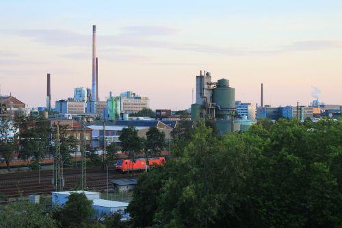 industrial park maximum chemistry